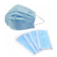 Level 3 Disposable Face Mask Indivudually Wrapped Box 35