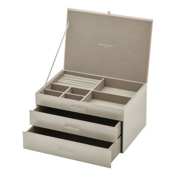 GABRIELLA Nude XL Jewellery Box
