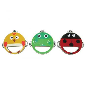 Animal Tambourine-Duck Frog Bug