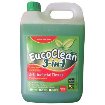 Eucoclean 3 in 1 Anti-Bacterial Cleaner 5 Litre Refill