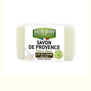 Savon De Provence Goat Milk Bar Soap 100g