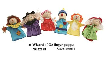 WIZARD OF OZ FINGER PUPPET