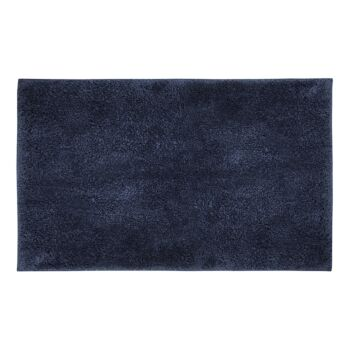 Microplush Giant Bath Mat 60 x 100cm Navy