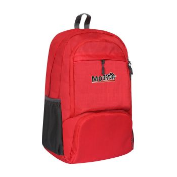 25L Waterproof FoldableTravel Backpack for Camping in Red