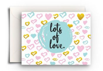 Lots Of Love Gift Card