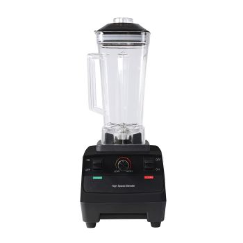 Commercial smoothie blender and mixer ice juicer  2L Black