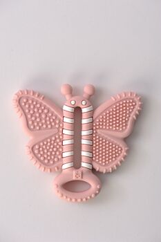 Toothbrush Teether Butterfly Brush
