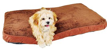 Rectangle Pet Bed 105 x 70 x 8CM in Assorted Colours