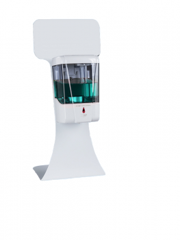 Dolphy Automatic Soap/Sanitizer Dispenser with Stand - 600ml