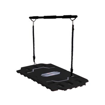 Centra Portable Gym Fitness Trainer in Black Colour