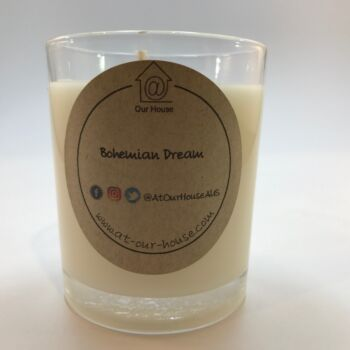 Bohemian Dream Soy Candle