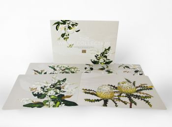 White Collection Dining Placemats
