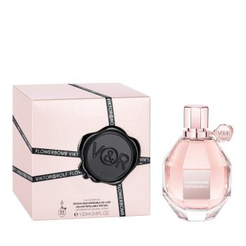 Flowerbomb by VIKTOR&ROLF for Women (50ml) Eau de Parfum-BOTTLE