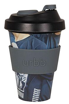 Porter Green Double Jumper Urbb Reusable Bamboo Coffee Cup