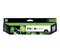 HP No. 970XL Black Ink Cartridge - Estimated Page Yield 9200 pages - *ON SPECIAL*