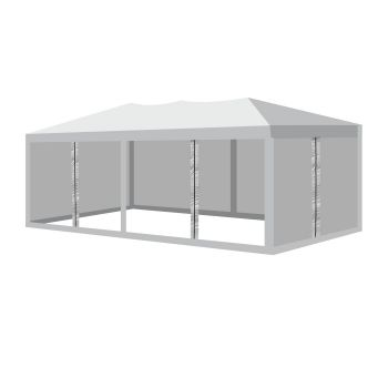 Mountview Pop Up Gazebo Outdoor Foldable Tent 3x6M