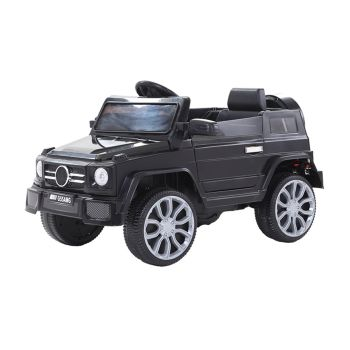 BoPeep 12V Electric Kids Child Ride-On Car Truck Jeep Toy Gift Off Road in Black