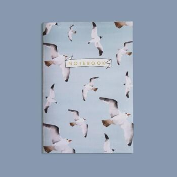 Fly High - dotted notebook 48 pages A5