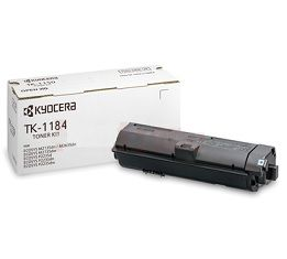 Kyocera TK-1184 Toner Kit - Estimated Page Yield of 3000 pages