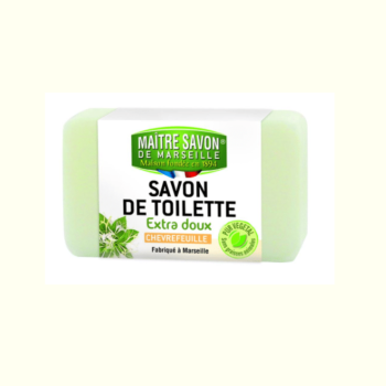 Savon De Provence Honeysuckle (Chevrefeuille) Bar Soap 100g