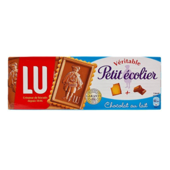 LU Petit Ecolier Milk Chocolate 150g