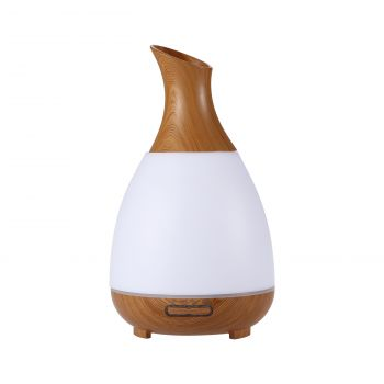 Sherwood Ultrasonic Aromatic Diffusers - Natural Brown