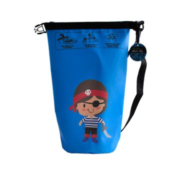 4L Waterproof Storage Kids Small Beach Bag in Blue
