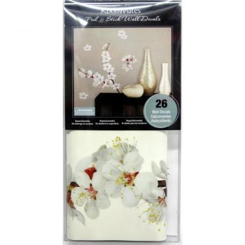 ROOMMATES Dogwood Branch Peel & Stick Wall Decals