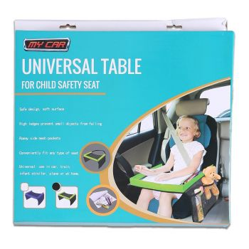 Universal Table For Child Safety Seat