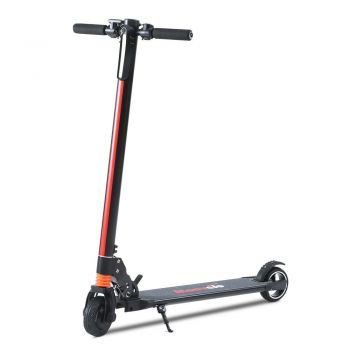 Monvelo 250W Brushless Electric Scooter Portable Foldable Commuter Bike Light