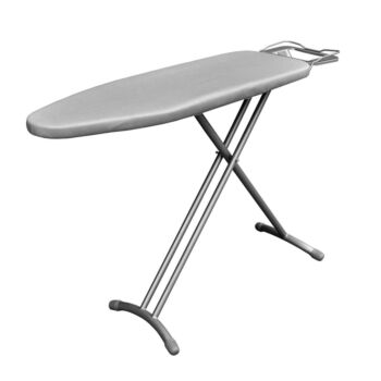 Dolphy Folding Ironing Board - White