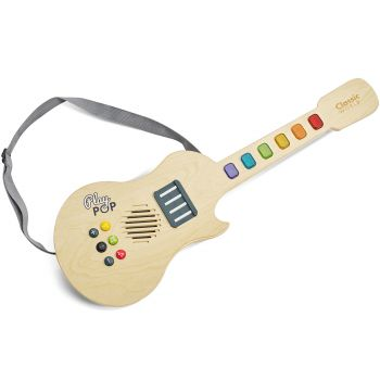 Classic World Electric Glowing Guitar