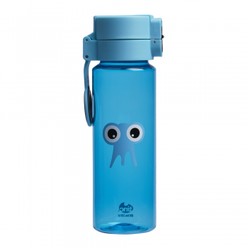 Tonkin Flip and Clip Water Bottle - Blue
