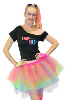 I Love the 80's T-Shirt - 8-10
