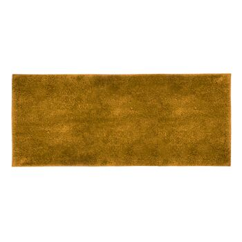 Microplush Bath Runner 50 x 140cm Tobacco