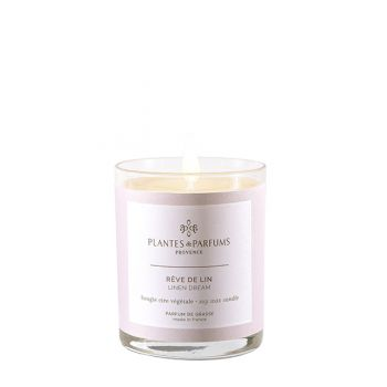 75g Perfumed Hand Poured Candle - Linen Dream