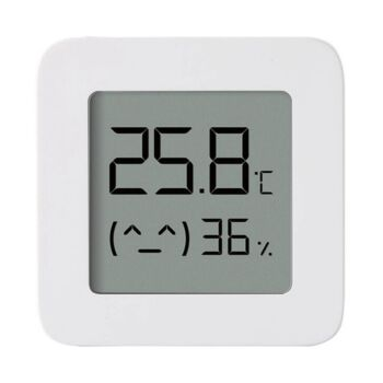 Xiaomi Mi Bluetooth Temperature and Humidity Monitor 2 LED Smart Hygrometer Light