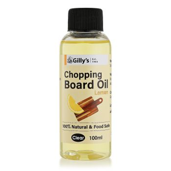Chopping Board Oil Lemon 100ml