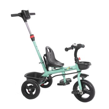 BoPeep Kids Tricycle Ride in Green Colour