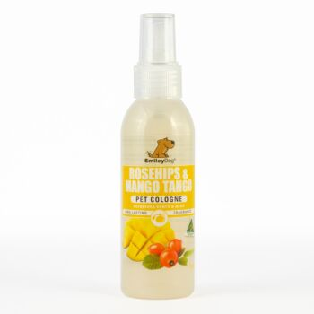 Smiley Dog Rosehips & Mango Tango Pet Cologne 125ml