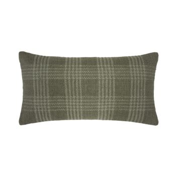 Elliot Cushion 30x60cm Moss