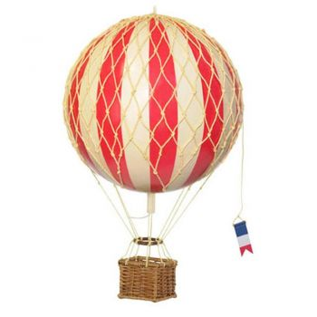 Travels Light Hot Air Balloon Model - True Red