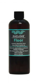Euclove Floor Cleaner 300 ml Carton of 6 pieces