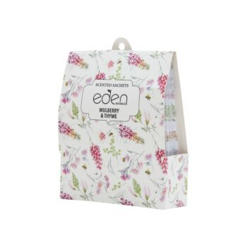Eden Australia Scented Sachets - Mulberry and Thyme