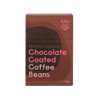 Dark Chocolate Coffee Beans 80g