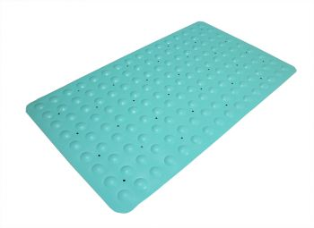 ObboMed Rubber Grip Bathtub Mat Size : 40 x 70 cm / 16 x28