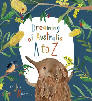 Books - WHB Books - Dreaming of Australia A to Z