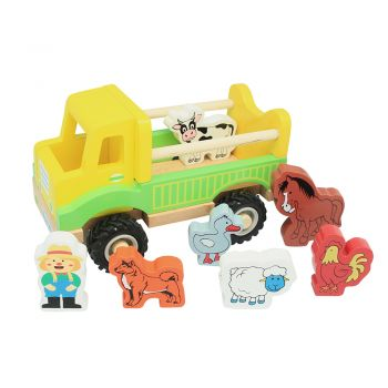 Farm Truck with Animals