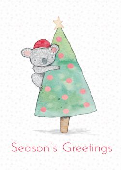 Card - Christmas Cards - 125mm x 175mm