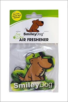 SmileyDog Air Freshener Pack Apple  (10 units)